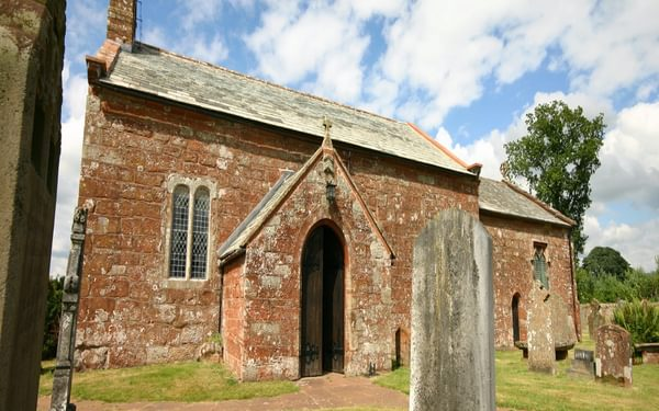 Walk3B St Michael And All Angels Was Built On Its Present Site In The 13Th Century
