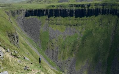 Walk4C High Cup One Of The Most Impressive Geological Features In The North Pennines