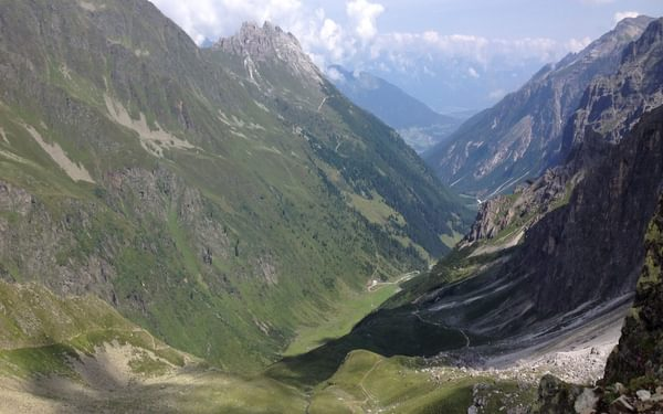 The Karwendel, just to the north of Innsbruck, is a wild haven for walking, running, scrambling and mountain biking