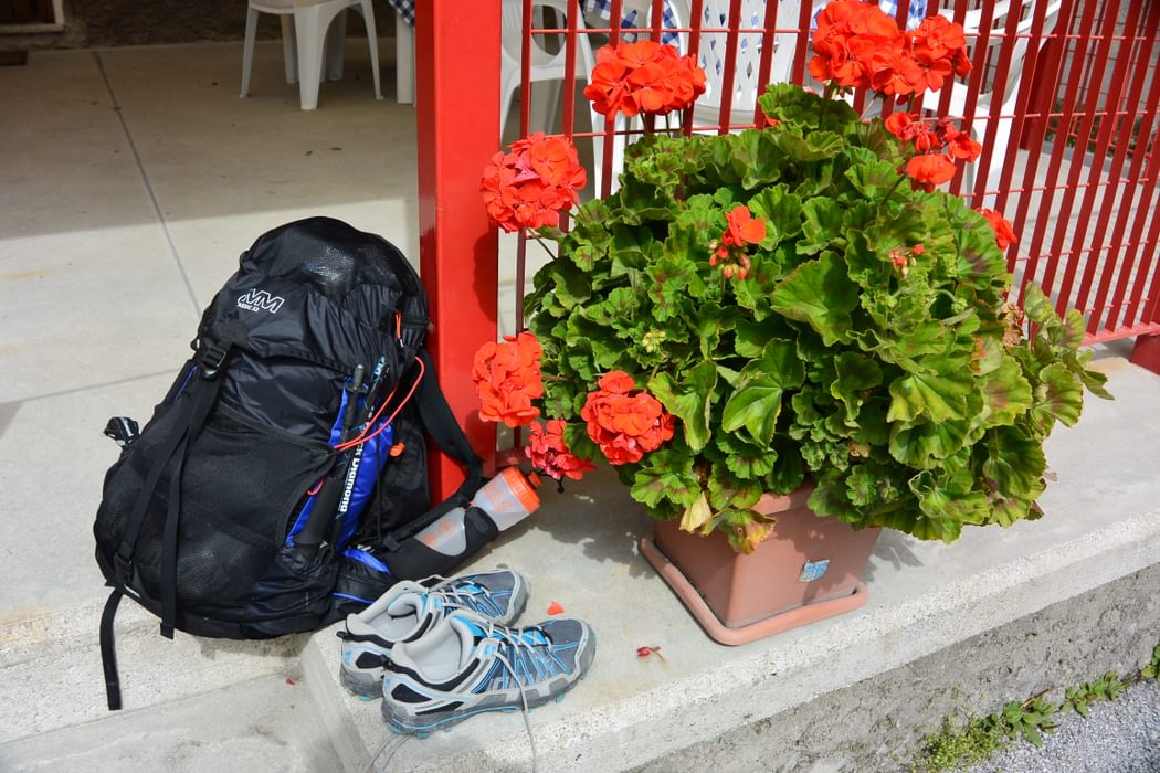 Pack weight is crucial for enjoyable and successful fastpacking