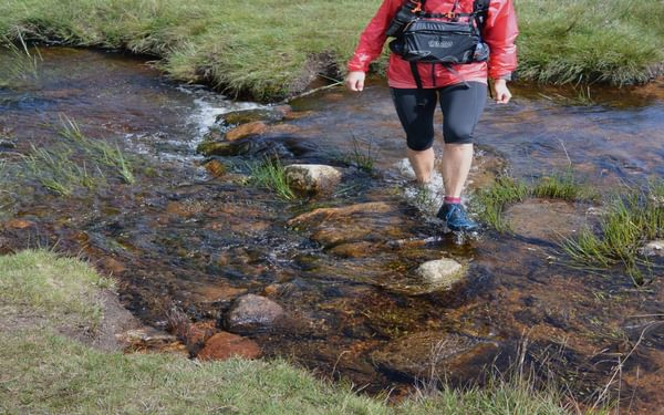 Be prepared in case there are river crossings on your route (Photo by Chris Councell)