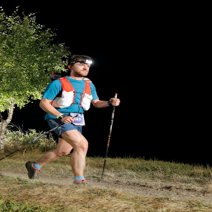 The Pertzl Nao Is A Great Headtorch For Ultramarathons Being Powerful Reactive And Comfortable