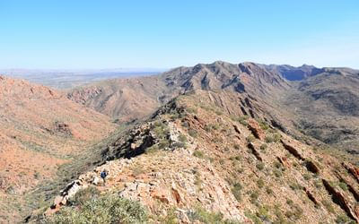 Razorback Ridge, yet another stunning ridge walk