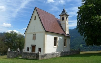 St Josef church at Moar zu Viersch
