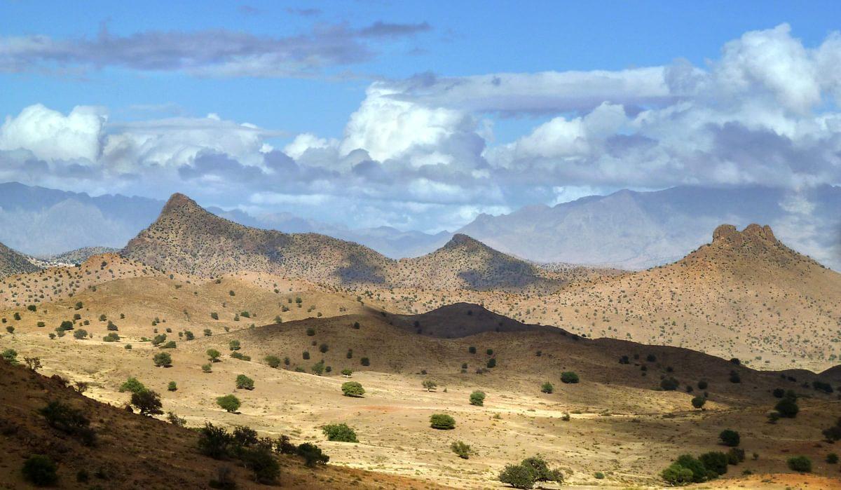 02  Tahala Hills Close To Tafraout