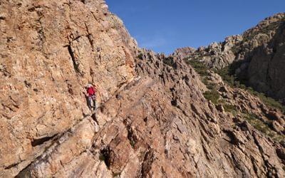 11  Descending From Jebel El Kest