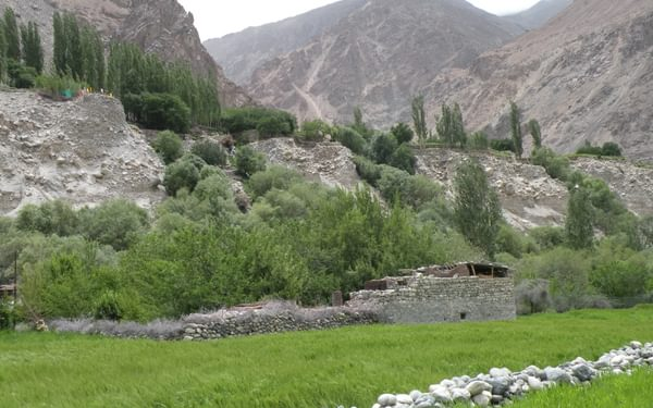 10 The Verdant Turtuk Valley