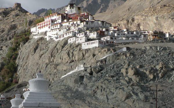 6 Diskit Monastery