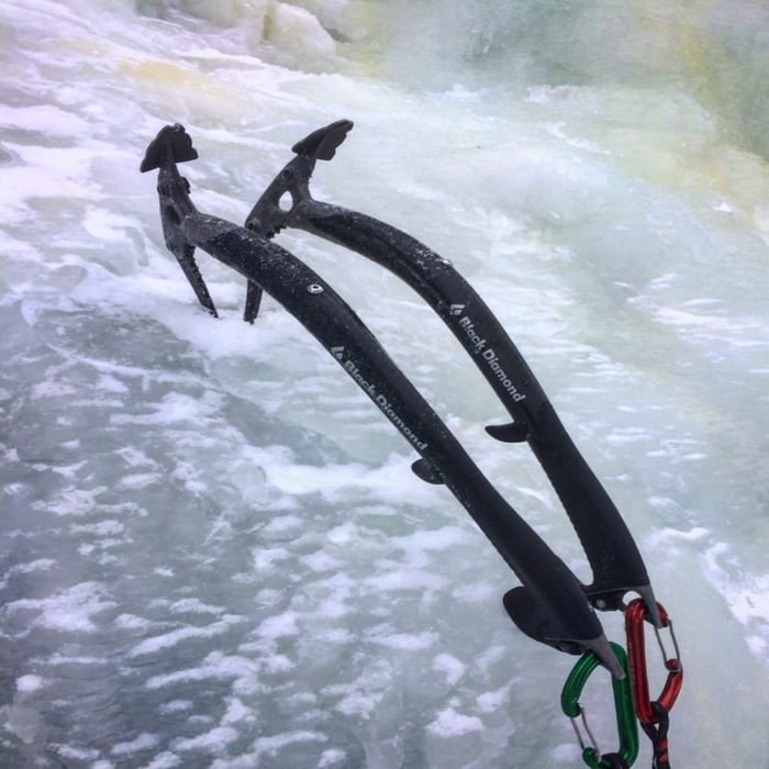 Ice climbing in Rjukan is world famous. Equipment hire can be found throughout the valley.
