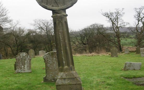 All Hallow's churchyard, Great Mitton