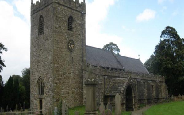 Gisburn parish church