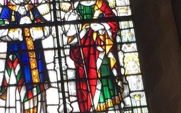 Saint James the Pilgrim, Salisbury Cathedral