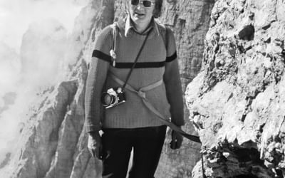 Walt Unsworth, Dolomites, 1976
