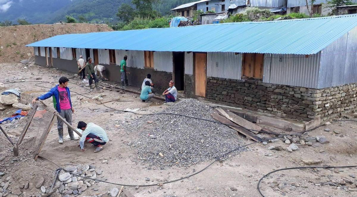 Garjyang Village School