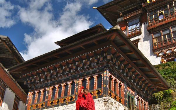 1  Gasa Dzong