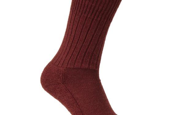 Mens Wool Hiker Sock