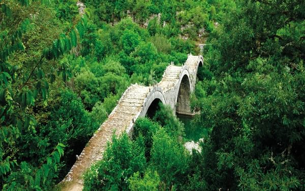 The Bridge of Plakidas