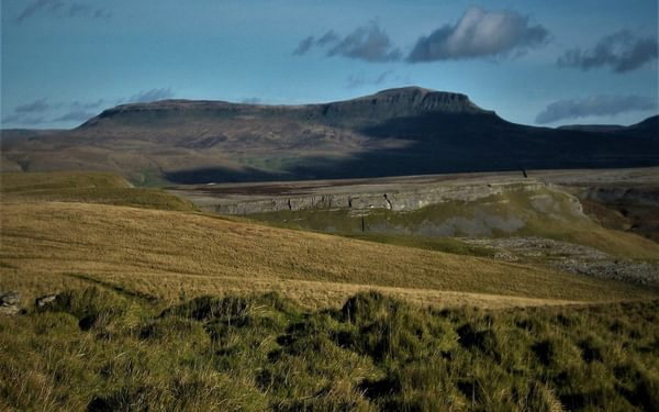 Pen-y-Ghent from Sulber Nick