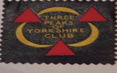 Three Peaks Badge