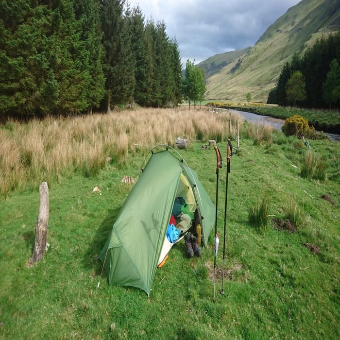 3 Wild Camp