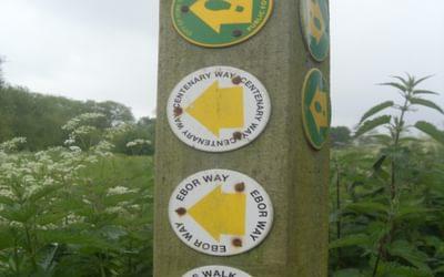 Misc trails waymarks 2