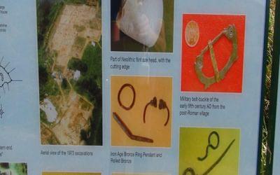 Crickley Hill Information Board 2