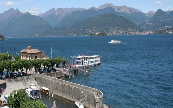 Pic16 Stresa Has A Delightful Waterfront With Promenades