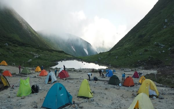 Sugoroku camp ground