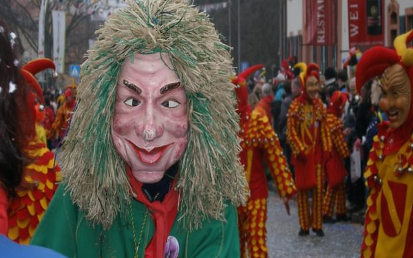 016 Mardi Gras is called Fasnet and it's a big deal. Foolishness abounds.