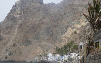 3-13 Faja do Agua fishing village, a great place for a catch of the day lunch afer walking over the mountains of Brava
