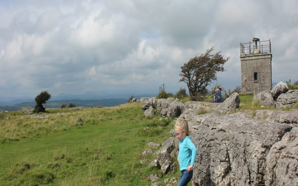 Hampsfell Hospice: investigating the limestone paving