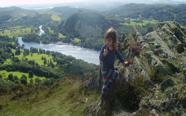 'Where should I go next?' - considering the route choices on Gummer's How