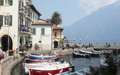 Limone Has Such A Pretty Lakeside