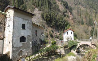 The Museo Della Carta Paper Museum Near Toscolano
