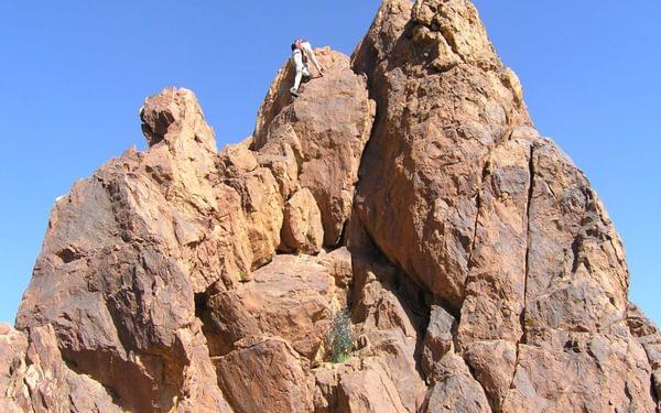 15  The Tisgut Ridge Excellent Airy Scrambling