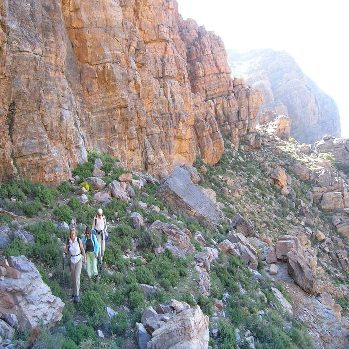 5  On The Path To Jebel El Kest From Anergui