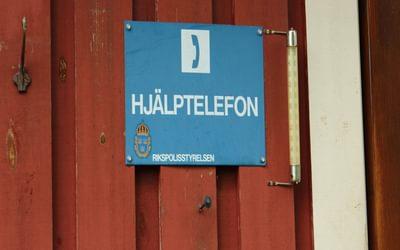 Every fjällstugor and fjállstation has an emergency telephone