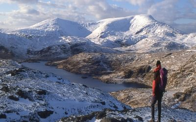 The Merrick and Loch Valley