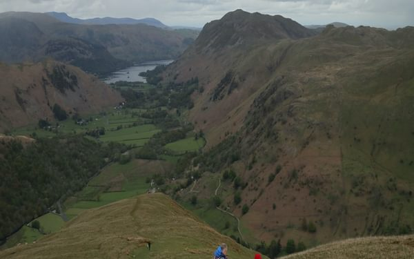Views from Hartsop Dodd