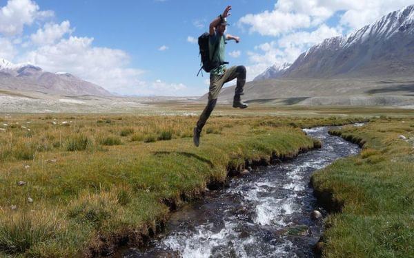 Leap of faith: Did I make it across?