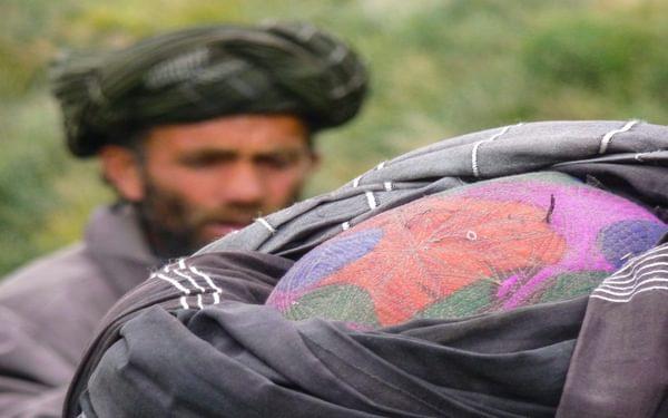Traditional Wakhi headwear