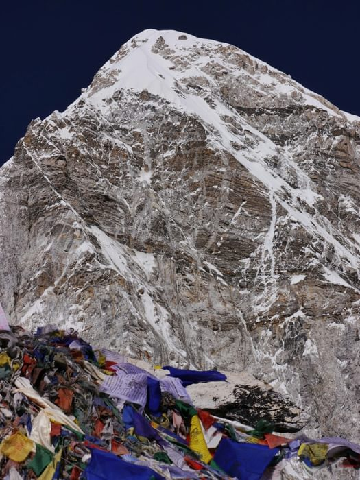 Everst South Face