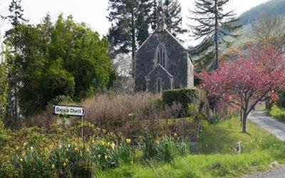 Glenapp church