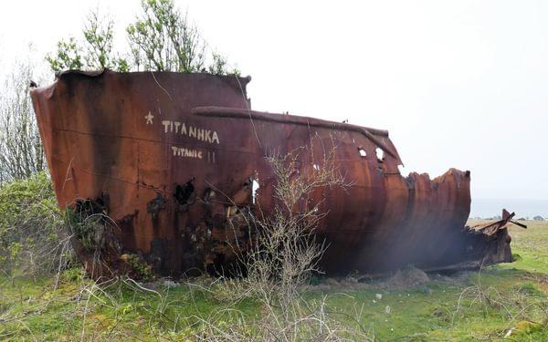 Titanic two