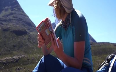 Hiking Long Distance Film