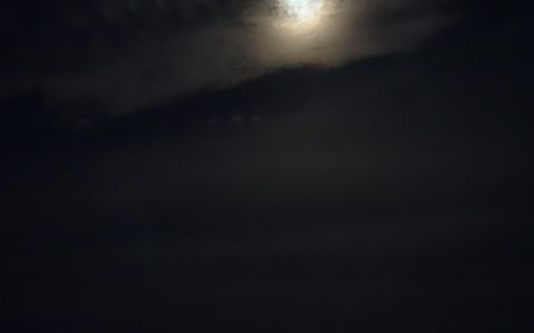 A Late Finish Moon On The Water 1