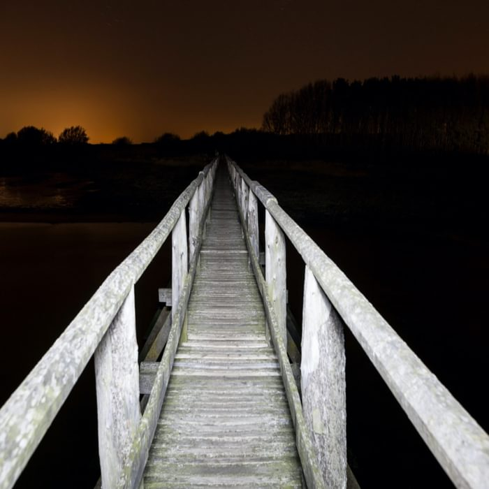 Bridge to enchantment