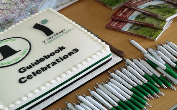 The Cambrian Way cake