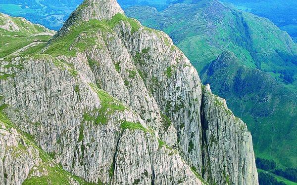 Loft Crag and Gimmer Crag