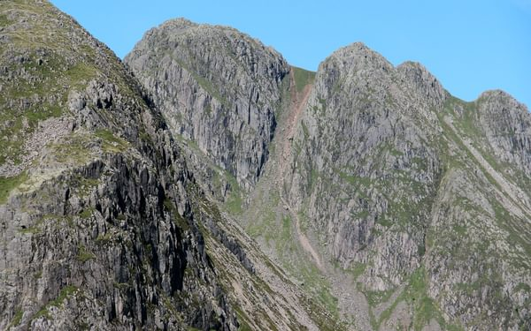 The view from Pike o'Blisco